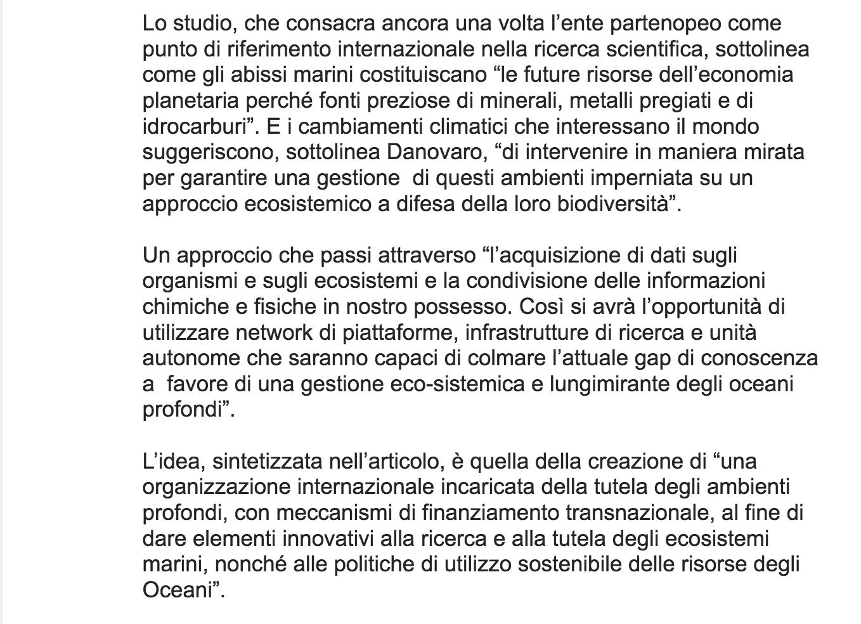 """""""Fish rain"""" by Isabella Maffei published on Repubblica Napoli"""