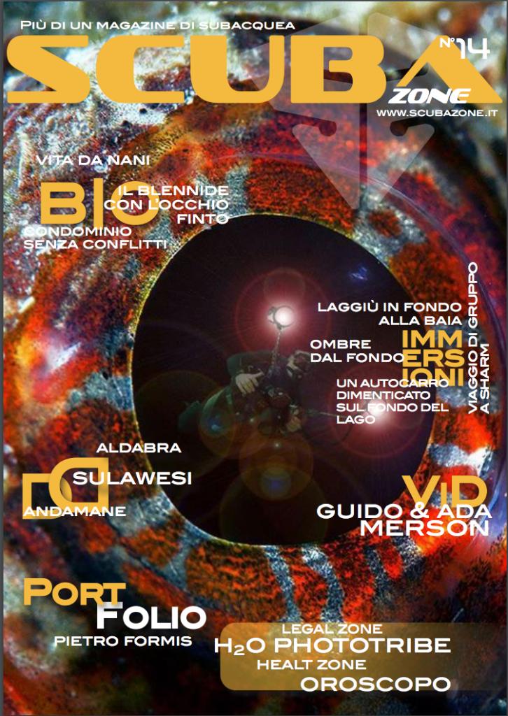 Scubazone-14 Cover